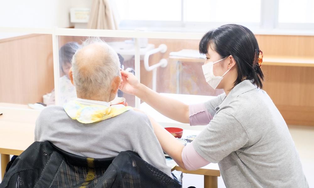 特別養護老人ホームスマイルのアピールポイント